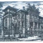 Villa am Neuwerk, Halle S., H.C. Rackwitz