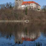 Schloss Ballenstedt mit Westwerk der ehemaligen Klosterkirche (c) Rodemann-Schütze