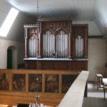 Orgel mit Westempore (c) Hans-Dieter Rammelt