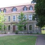 Das um 1720 errichtete Humboldt-Schloss, heute Mansfeld-Museum (c) Olaf Raabe