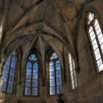 Chorraum der Templerkapelle in Mücheln (c) Jörn-Uwe Zeug