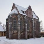 Die Templerkapelle in Wettin OT Mücheln (c) Schütze/Rodemann Halle(S)